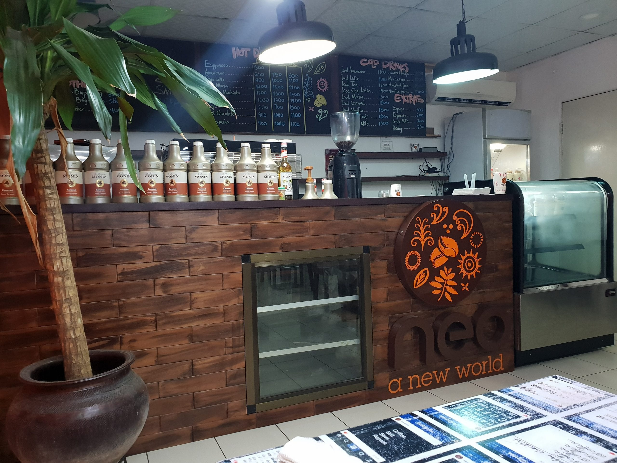 best cafes to visit in Lagos