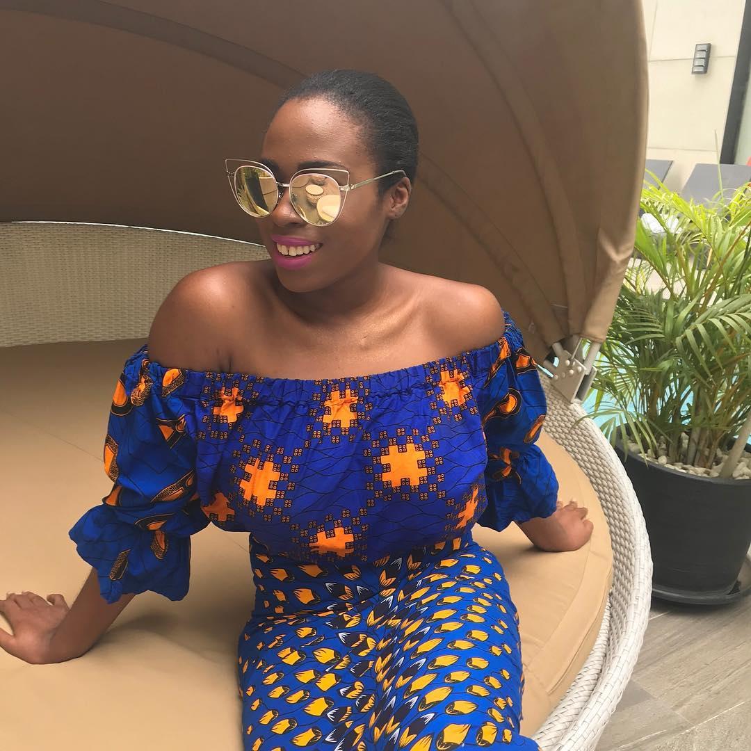 Obinna Anumudu Nigerian fashion influencer