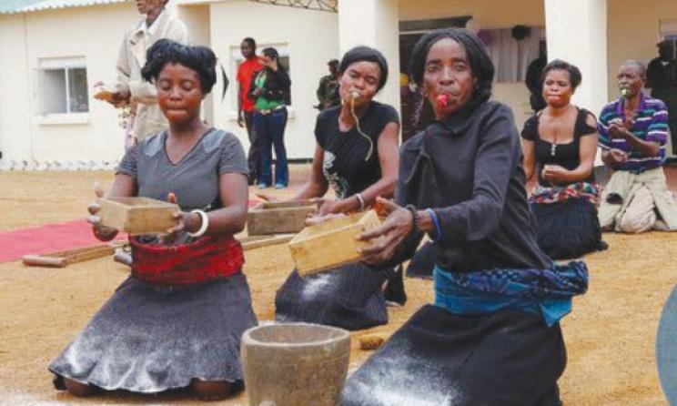 Top Traditional African Dance kalela