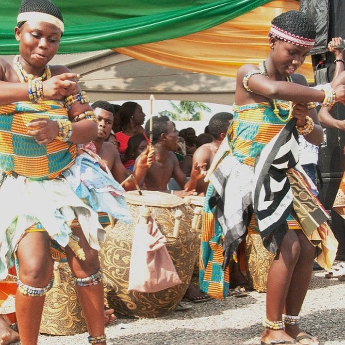 kete dance top traditional African Dance