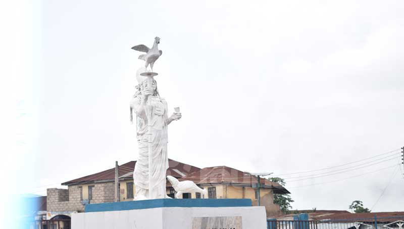 Oduduwa Shrine and Grove (Ile-Ife)