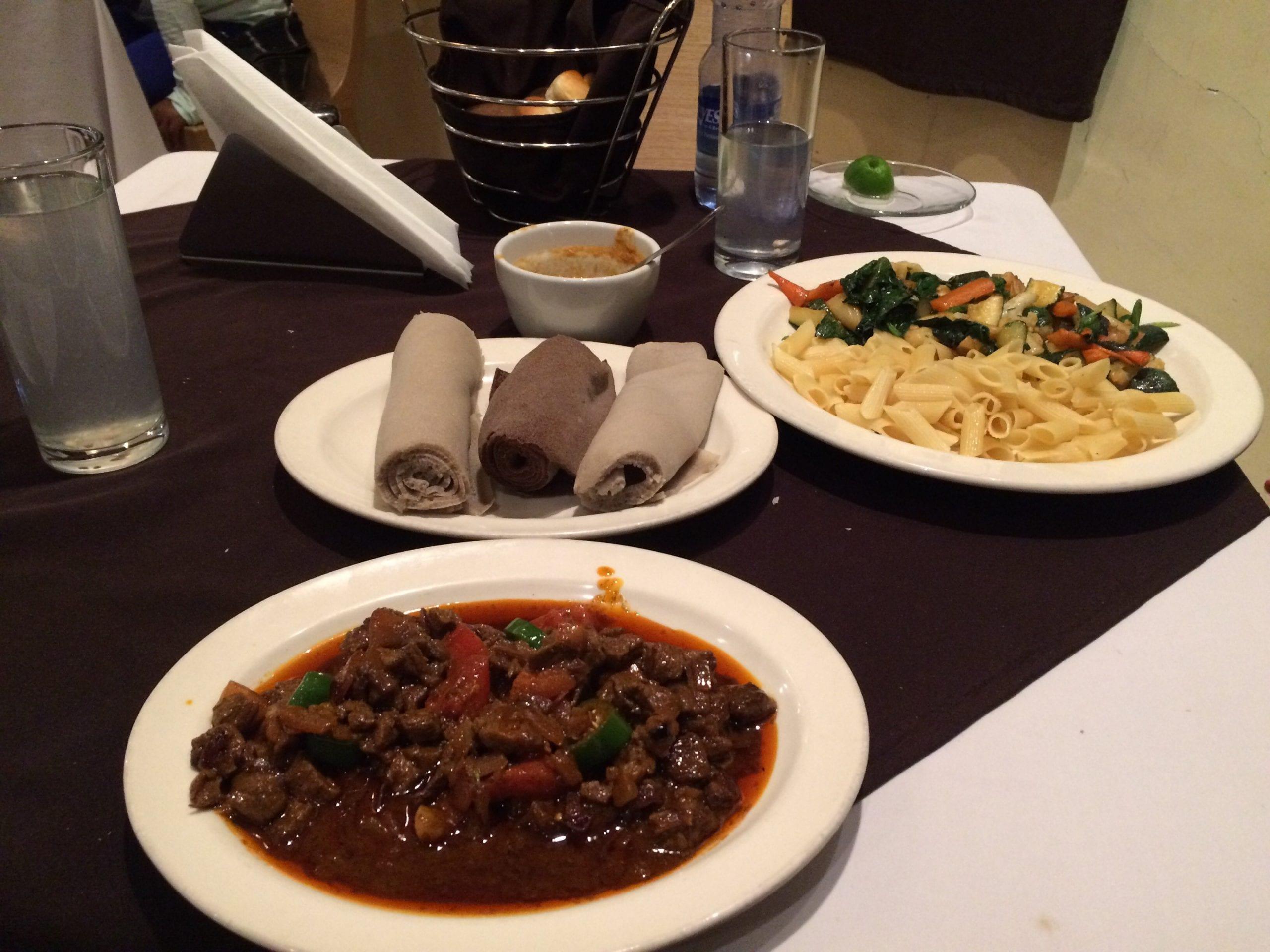 Savor Restaurant, Addis Ababa