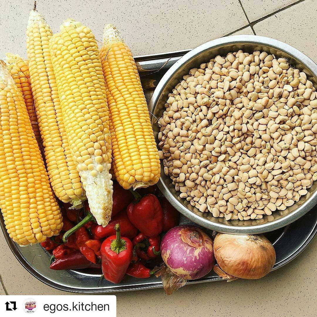 Nigerian Cuisine: Top 10 Yoruba Foods_Adalu
