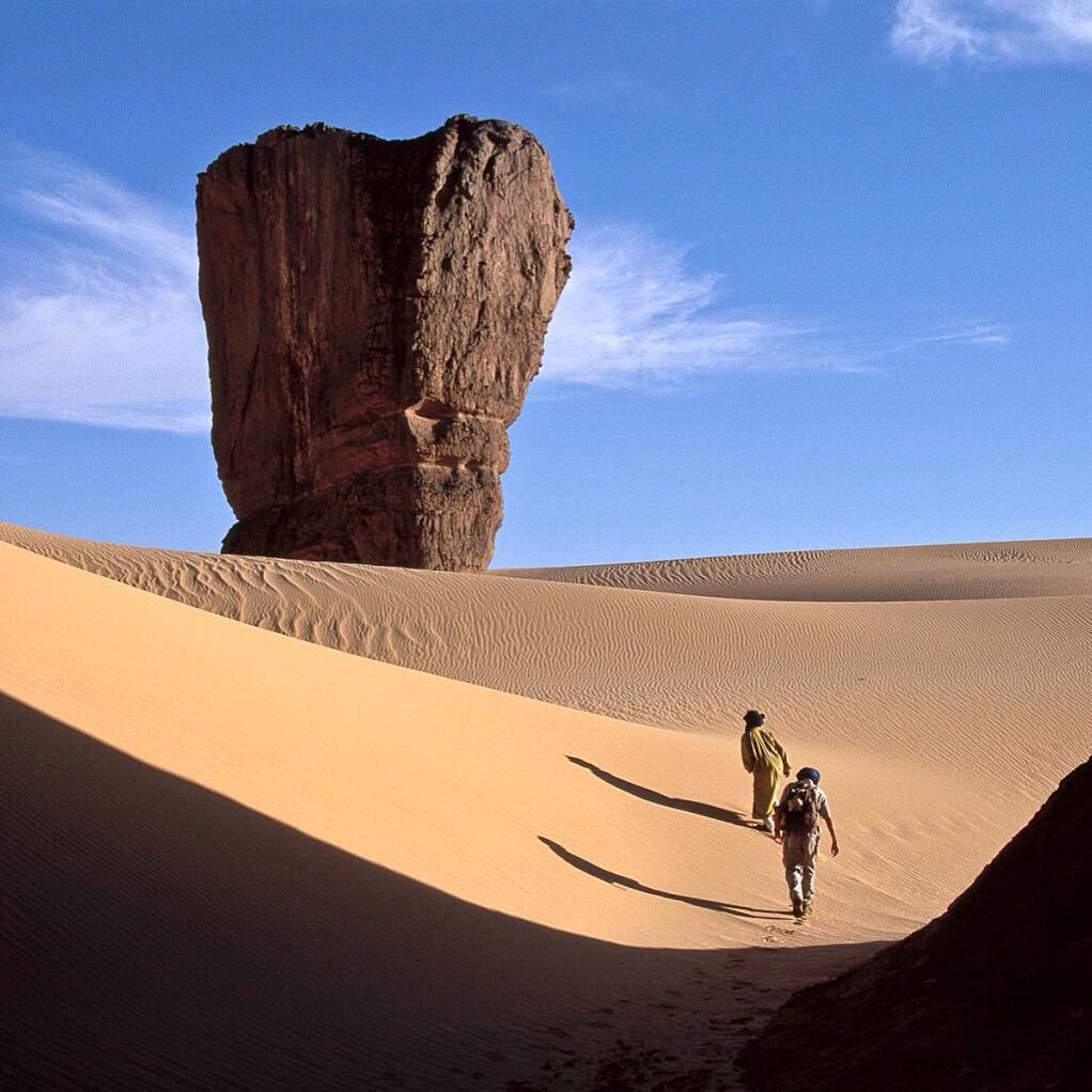 Ahaggar National Park what to do in Algeria