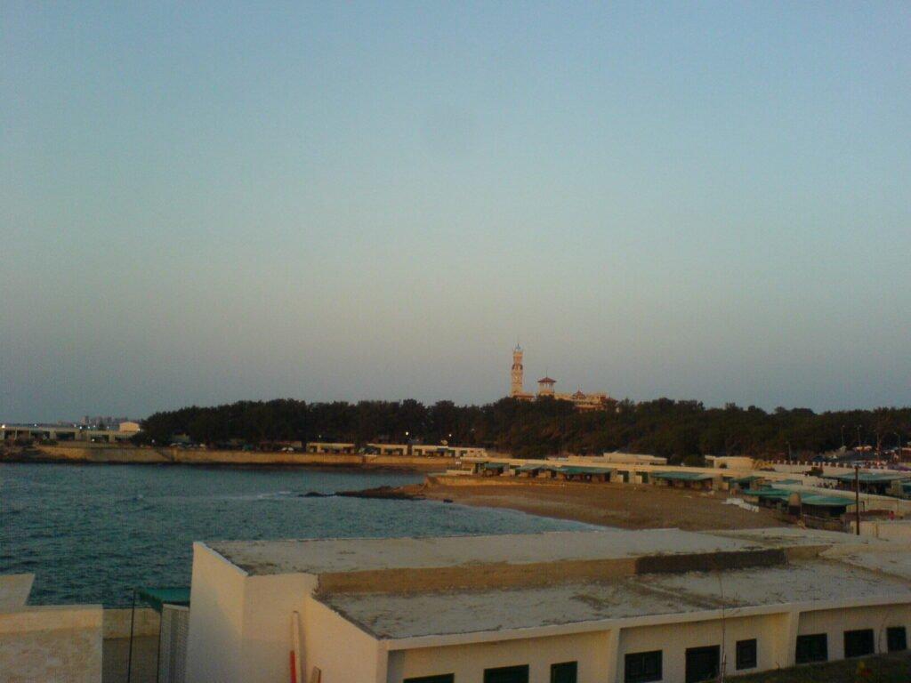 Cleopatra Beach best beaches in Alexandria