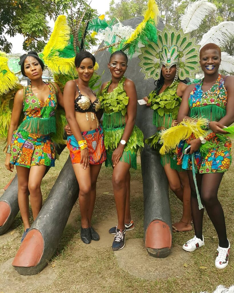 Festivals in Africa: Calabar carnival festival 2017