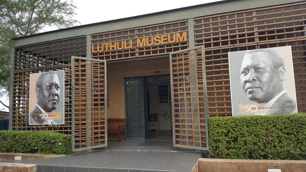 Luthuli Museum top Museums in KwaZulu-Natal