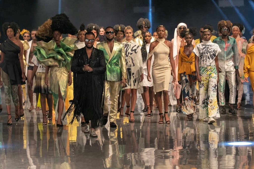 Top South African fashion brands: David Tlale