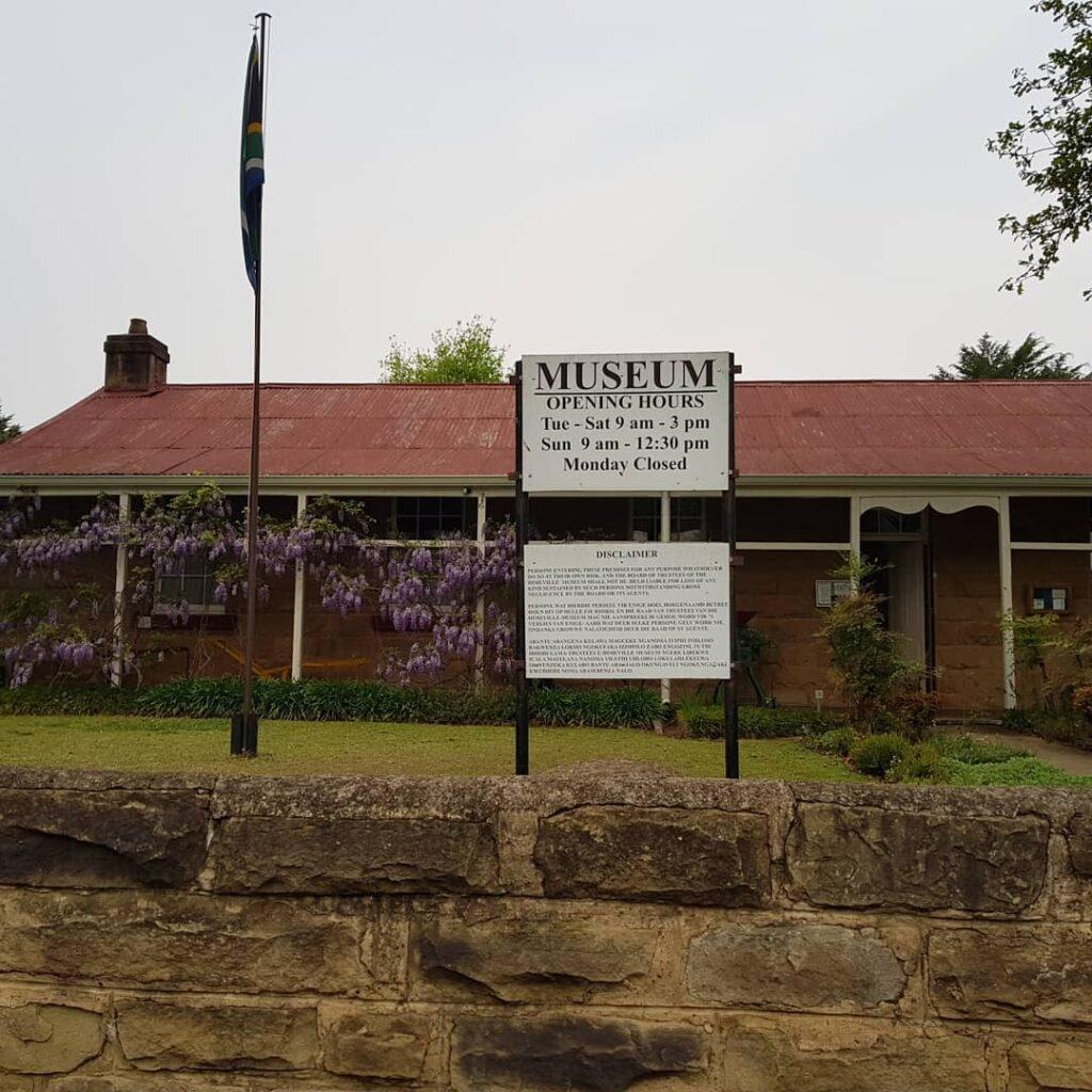 Himeville Museum top Museums in KwaZulu-Natal