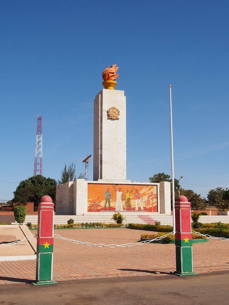 image of Le monument de la révolution