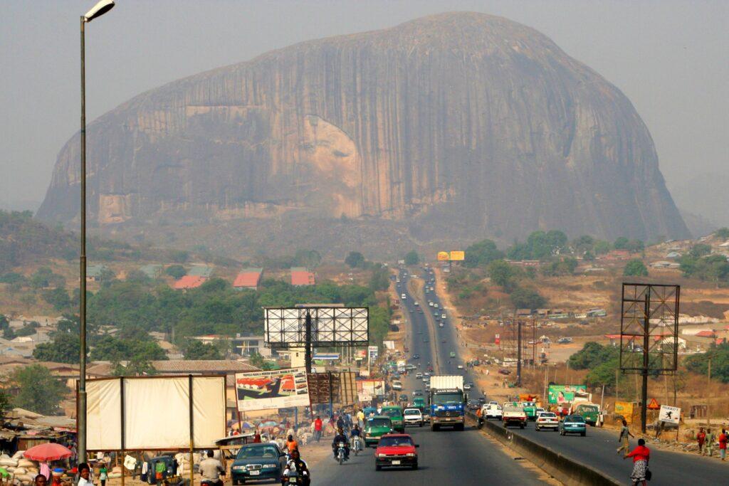 image of Zuma Rock