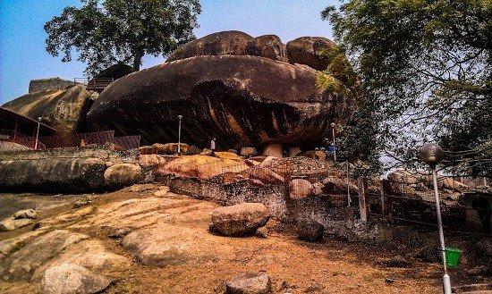 Olumo Rock site