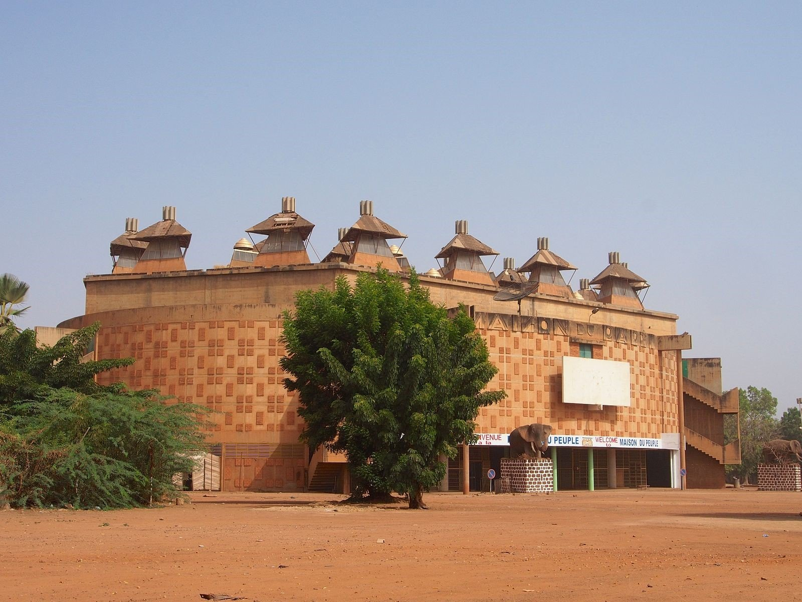 Ouagadougou tourism