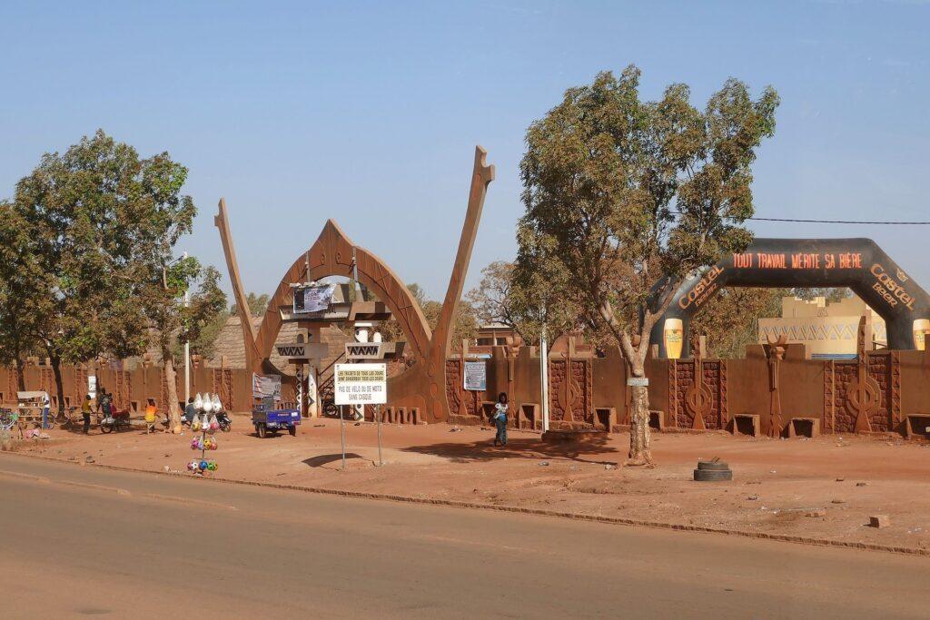 Le musée national du Burkina Faso