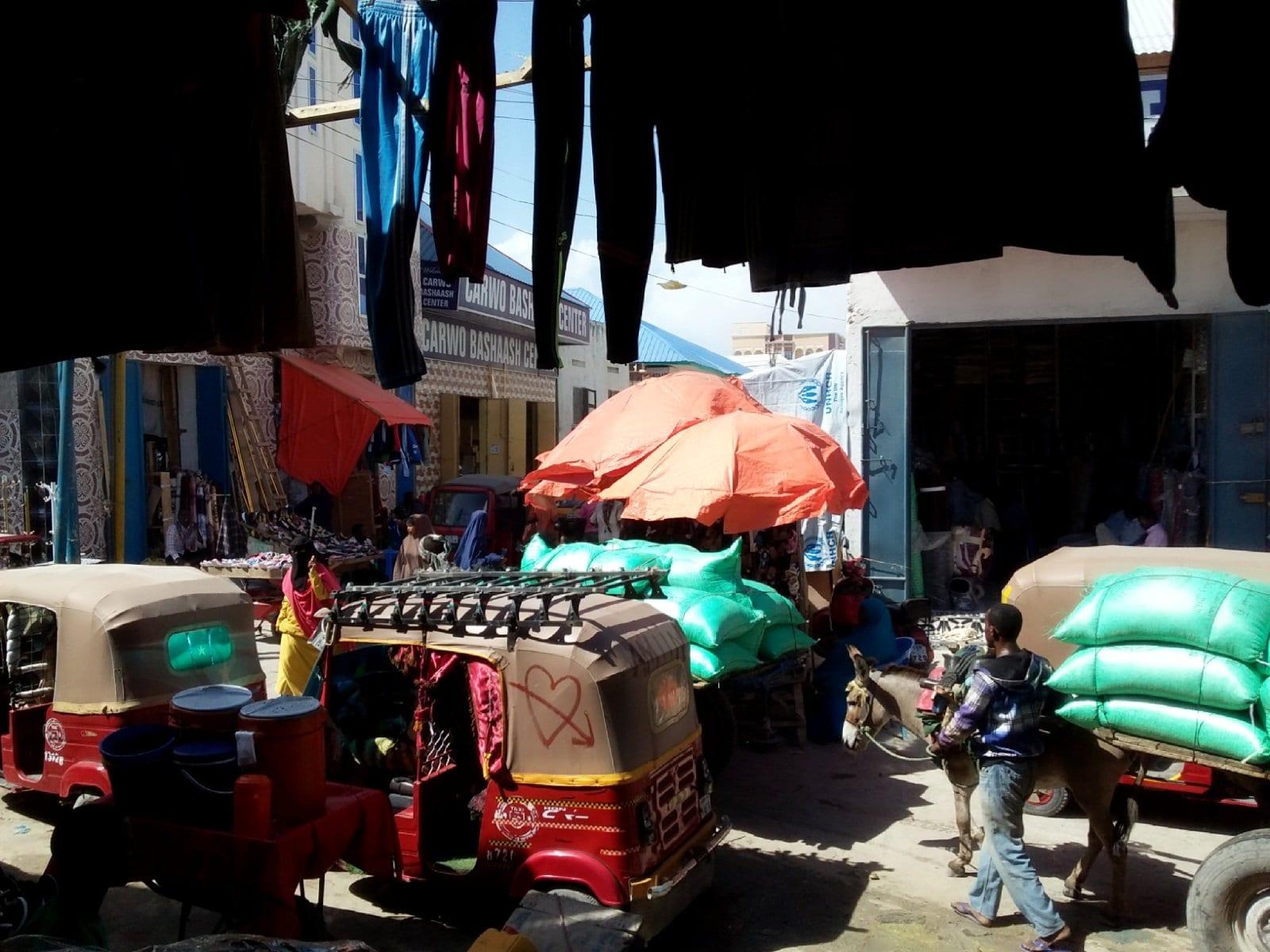 Top Things to Do in Mogadishu: Bakaara Market