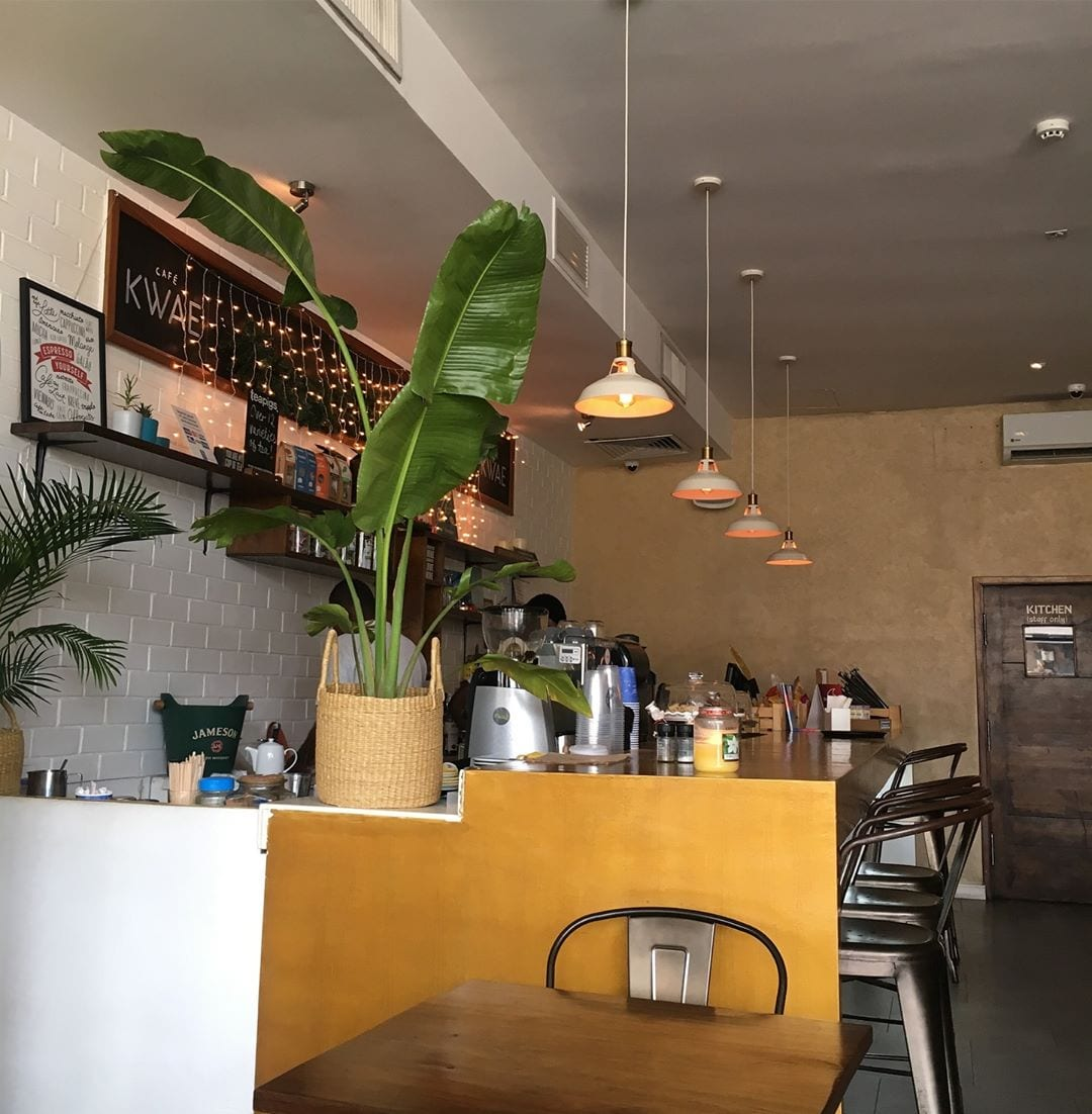 Café Kwae best Coffee cafes in Accra