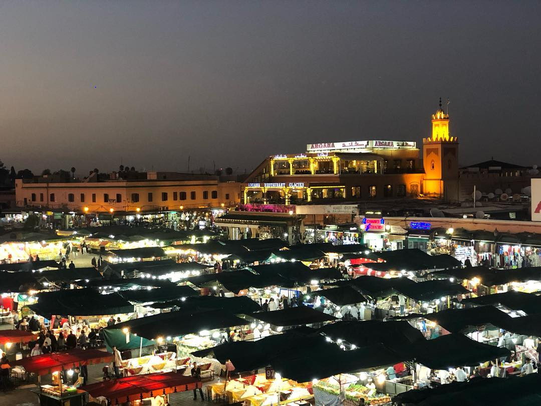 Top Reasons to Visit Marrakech: Jemaa el-Fnaa