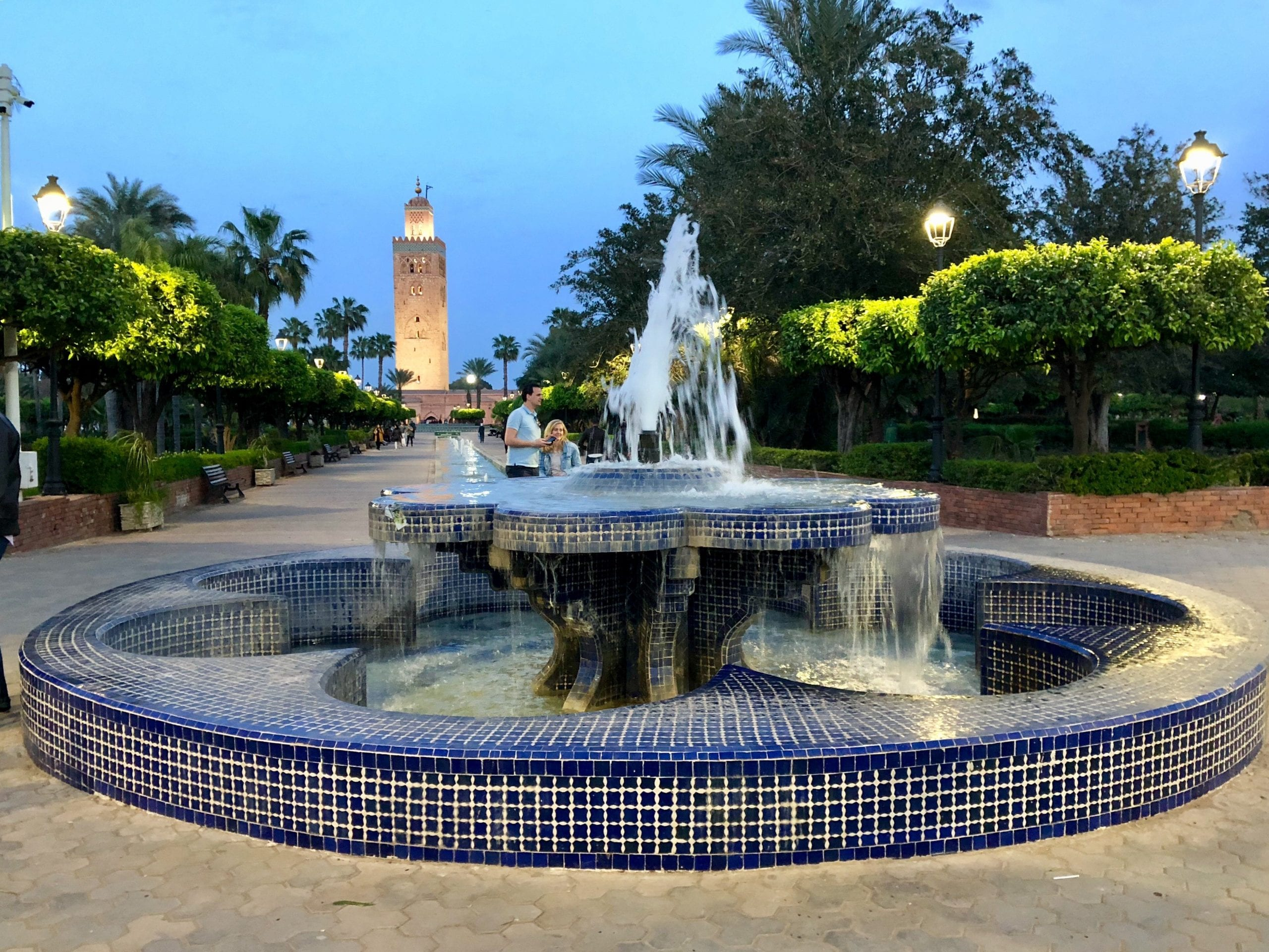 Top Reasons to Visit Marrakech: Koutoubia Mosque