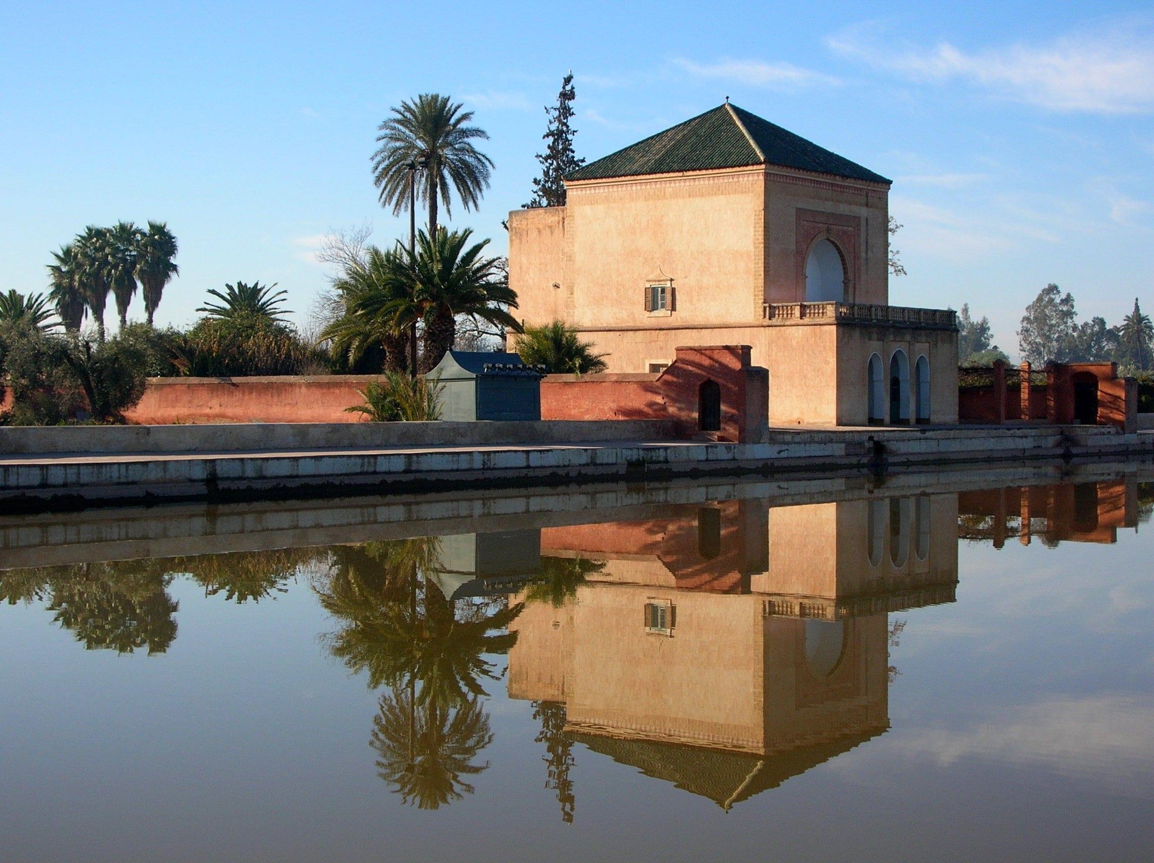 Top Reasons to Visit Marrakech: Menara gardens