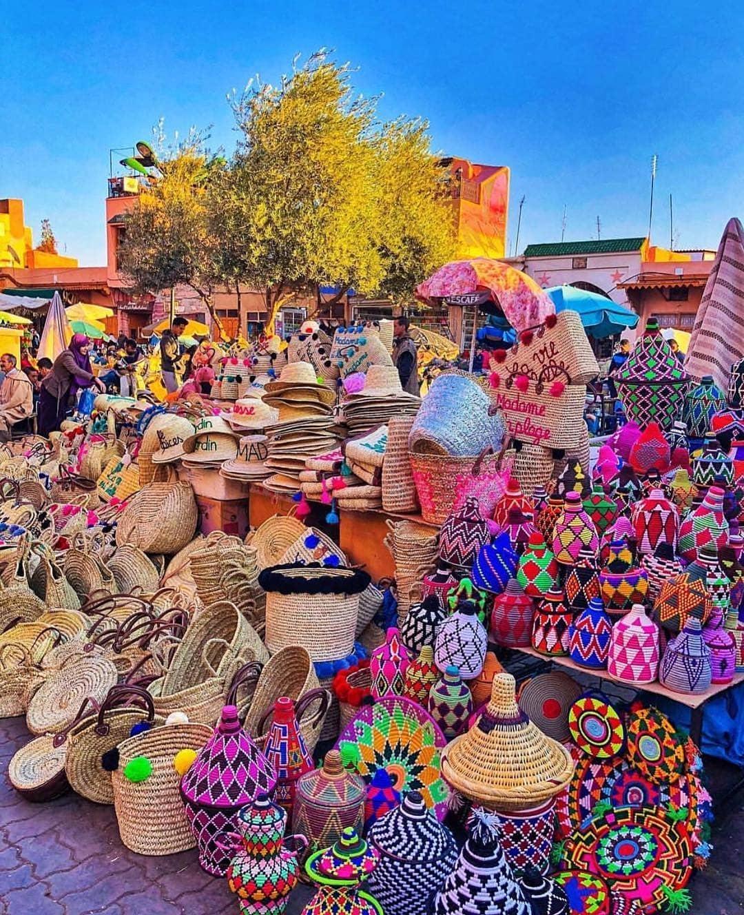 Top Reasons to Visit Marrakech: Marrakech souks
