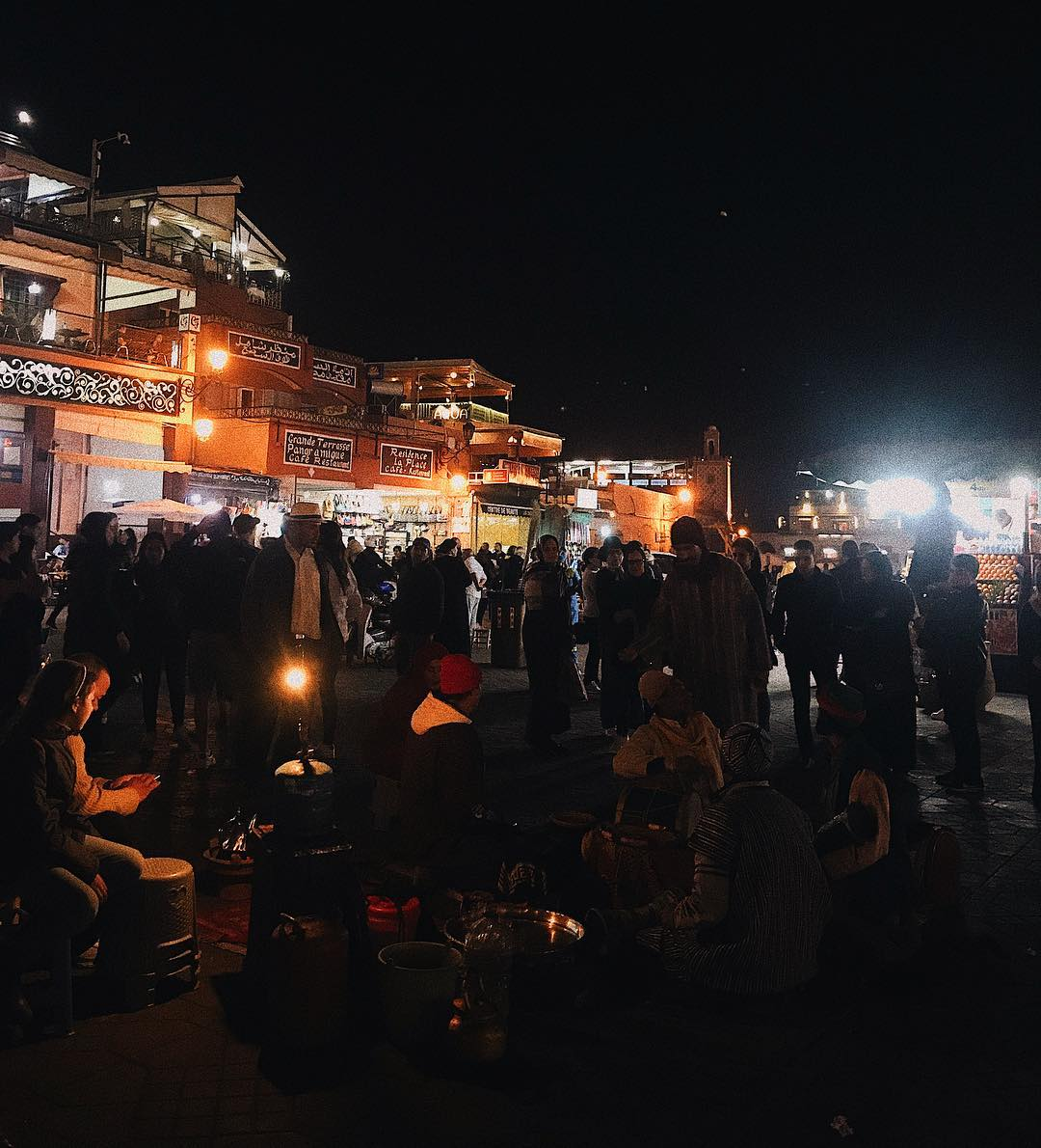Top Reasons to Visit Marrakech: Marrakech Nightlife