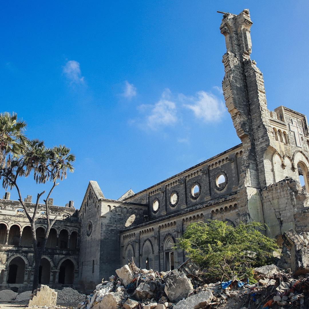 Top Things to Do in Mogadishu: Mogadishu Cathedral
