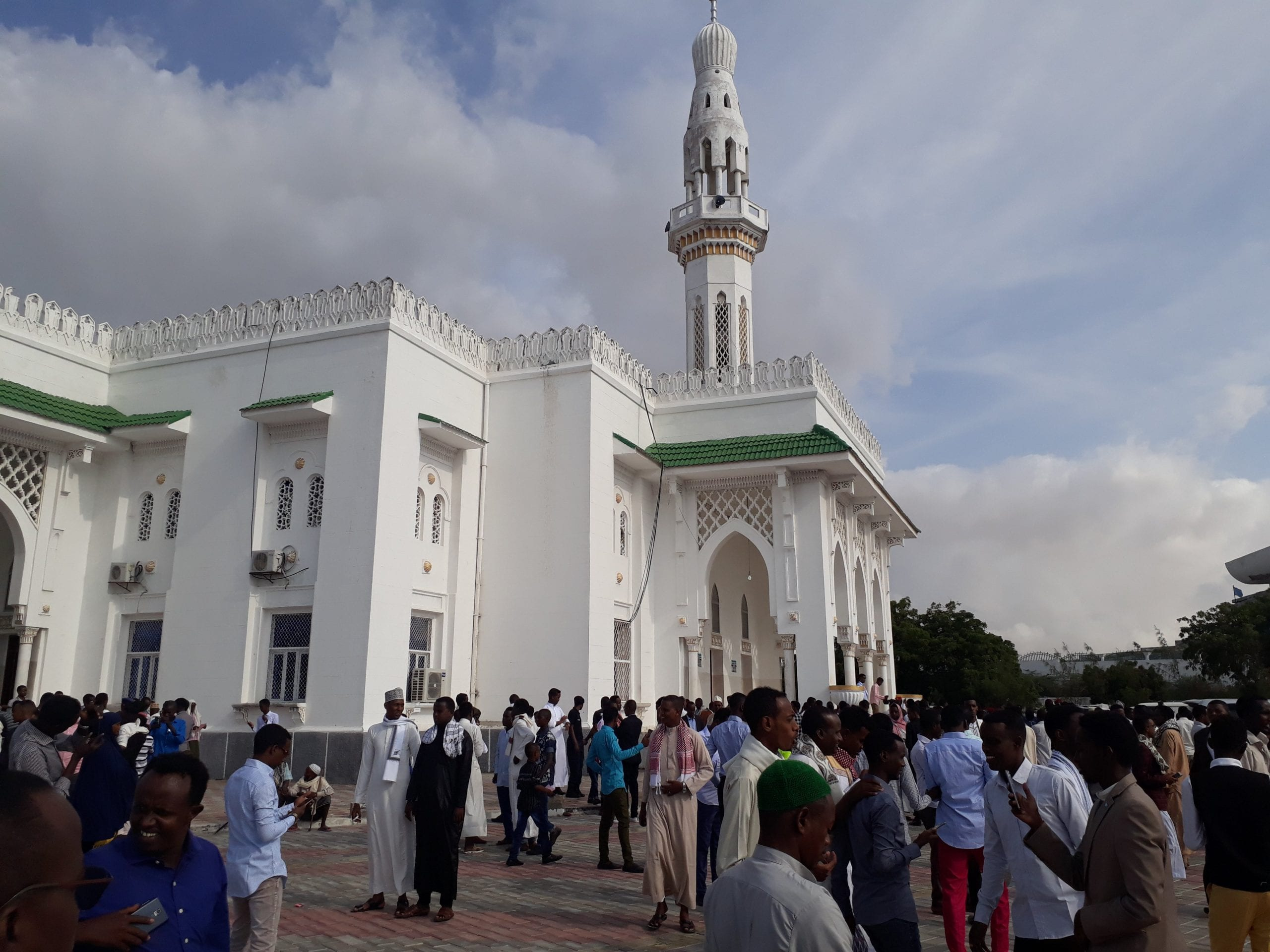 Top Things to Do in Mogadishu: Mosque of Islamic Solidarity