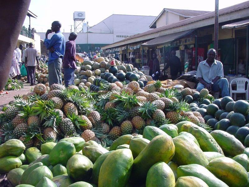 Nakawa Market best markets in Uganda