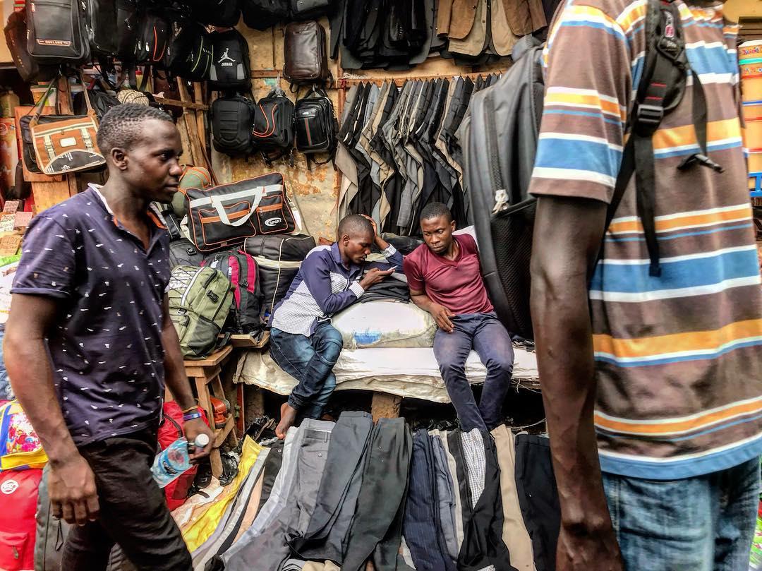 Owino Market best markets in Uganda