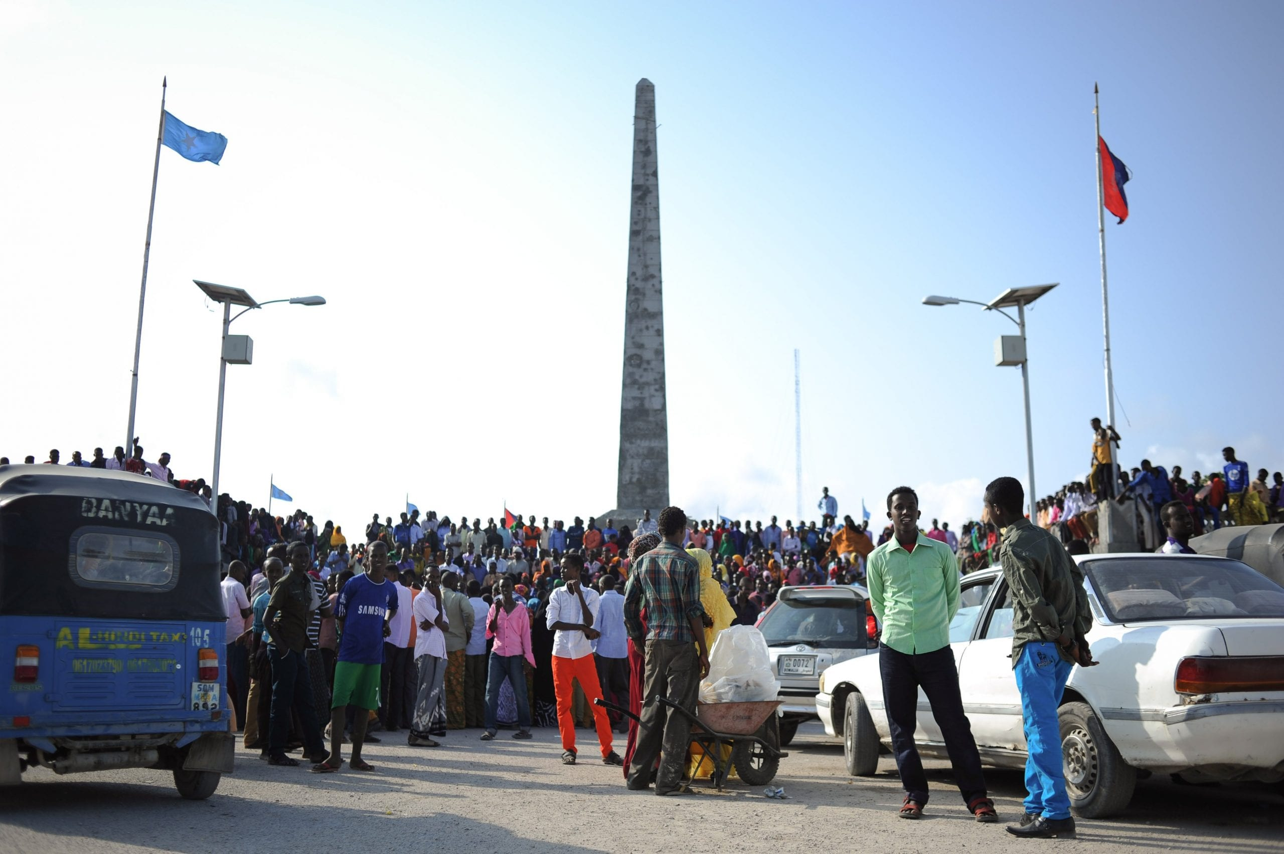 Top Things to Do in Mogadishu: Tomb of the Unknown Soldier