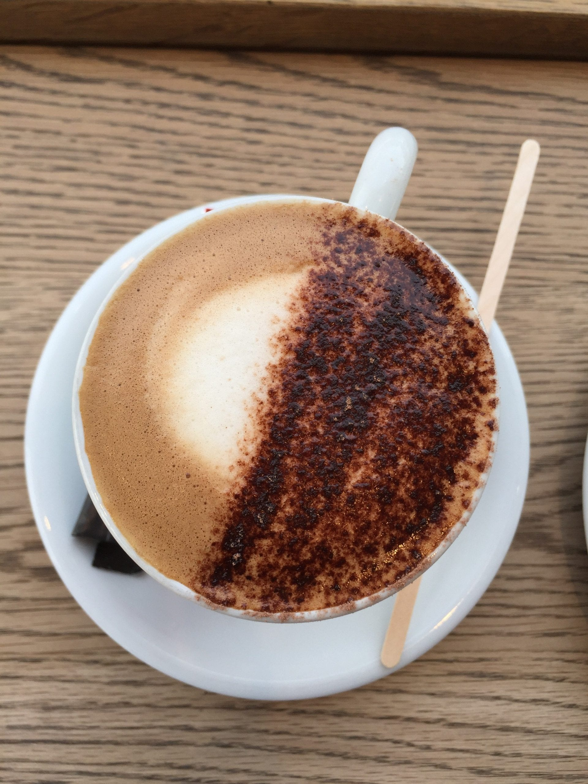 Vida e Caffe Best Coffee Shops in Accra