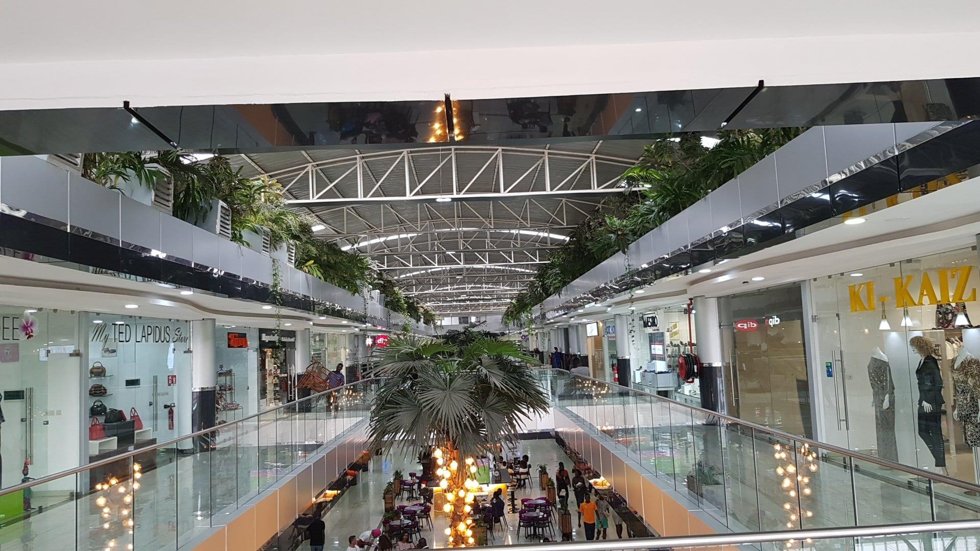 Best malls in Abidjan: Abidjan mall