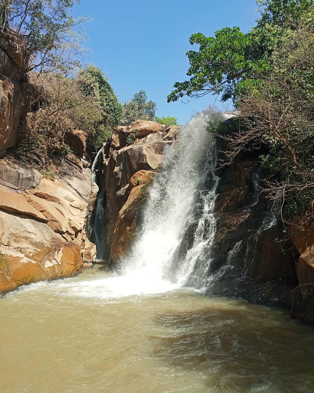 waterfalls in nigeria: Assop falls
