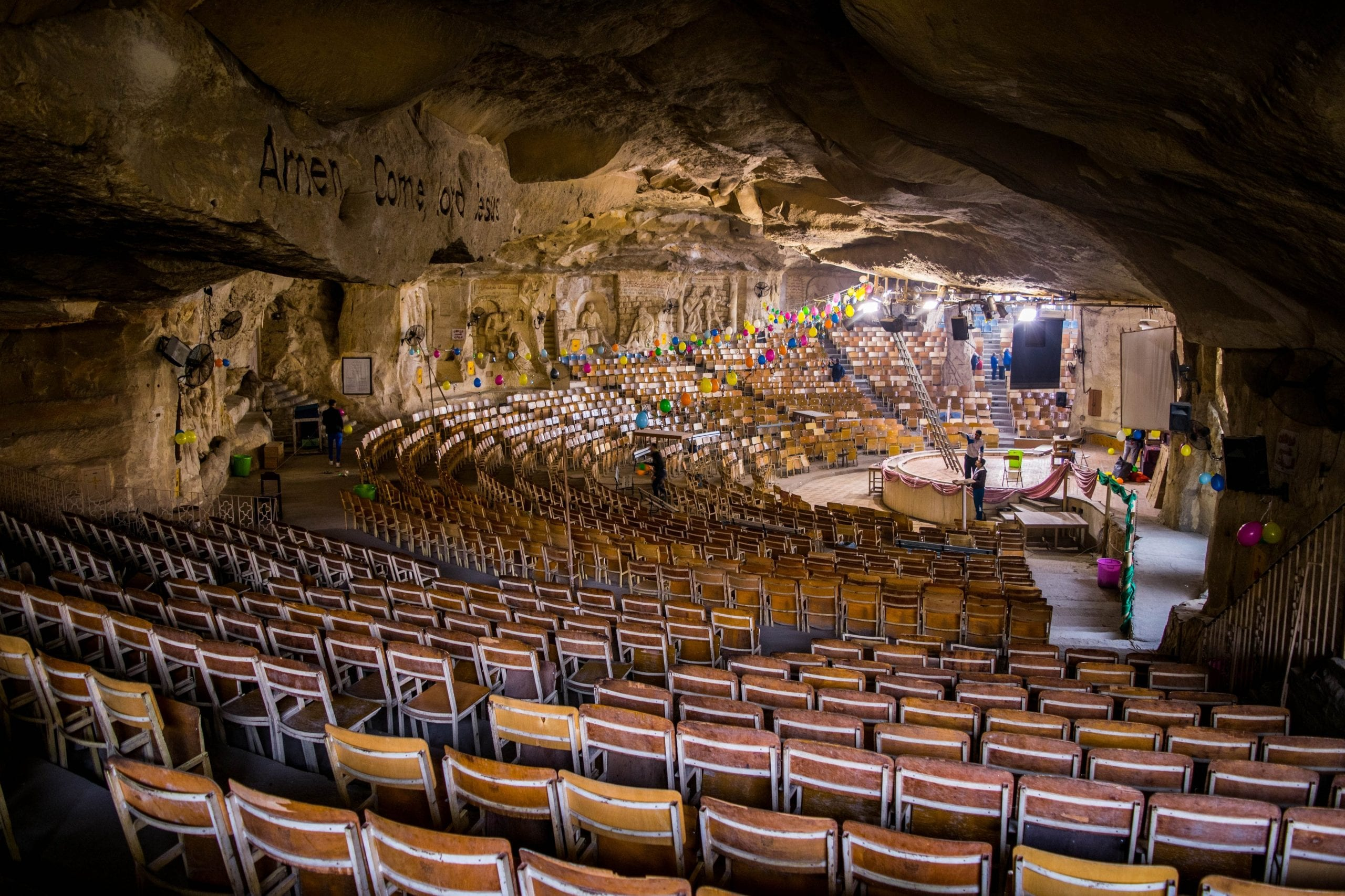 Cave Church best things to see and do in cairo
