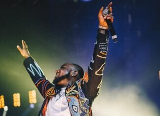 Davido at O2 Arena London – Afrobeats Taking the World by Storm