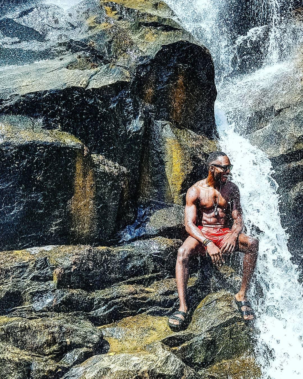 waterfalls in nigeria: Farin Ruwa Falls
