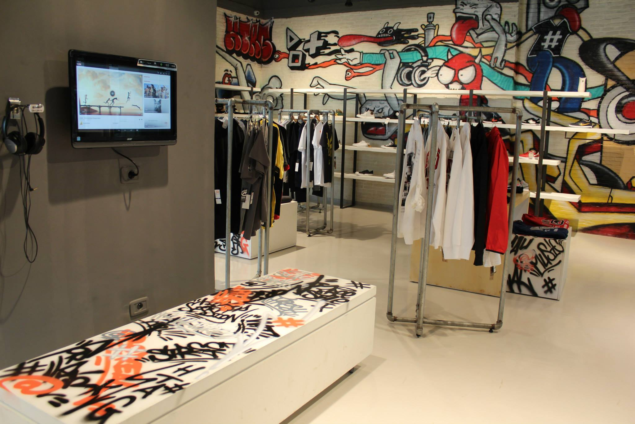 Coolest Concept Stores in Tunis: HTAG Concept Store