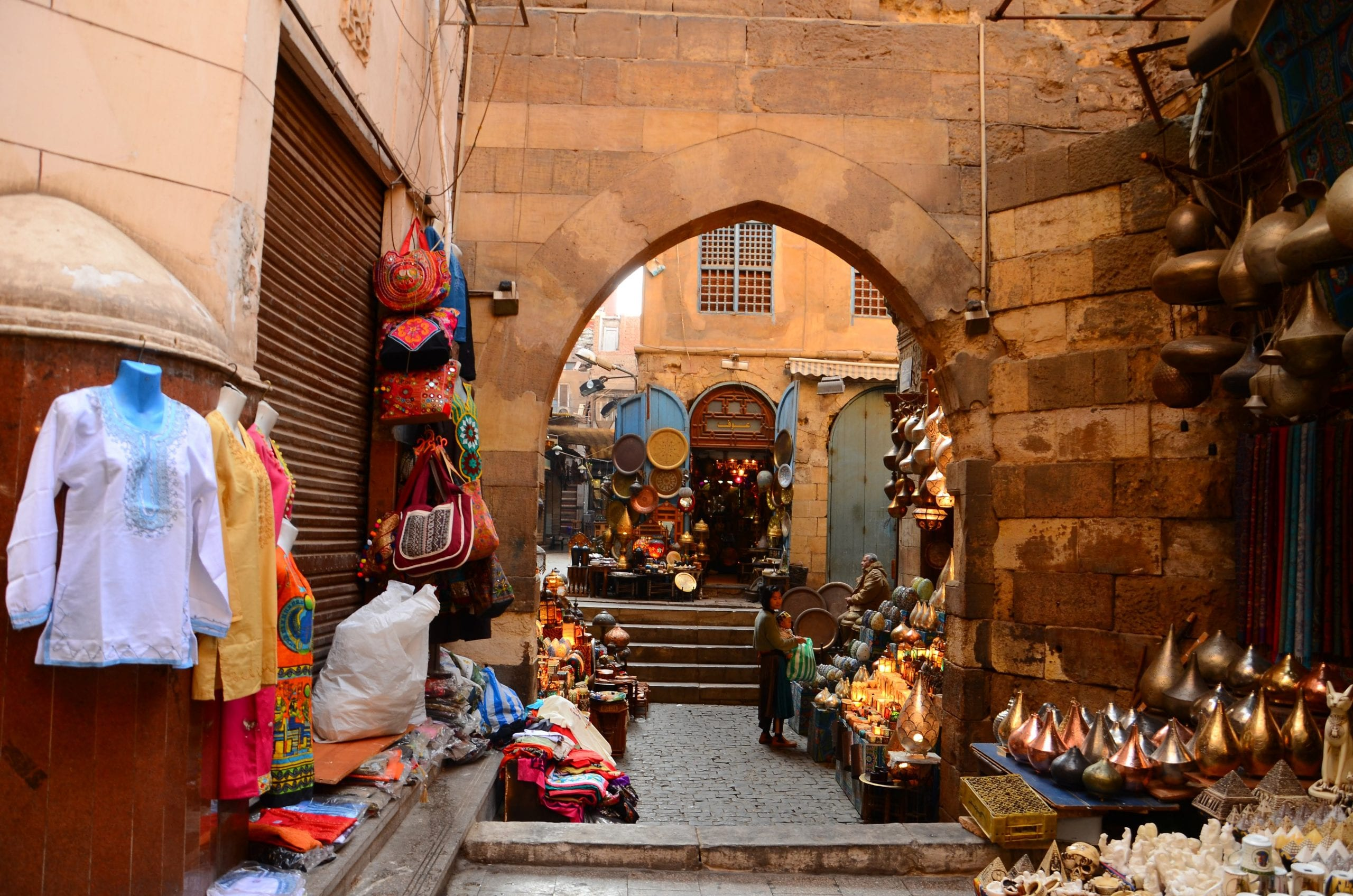 Khan el-Khalili Cave top things to see and do in cairo