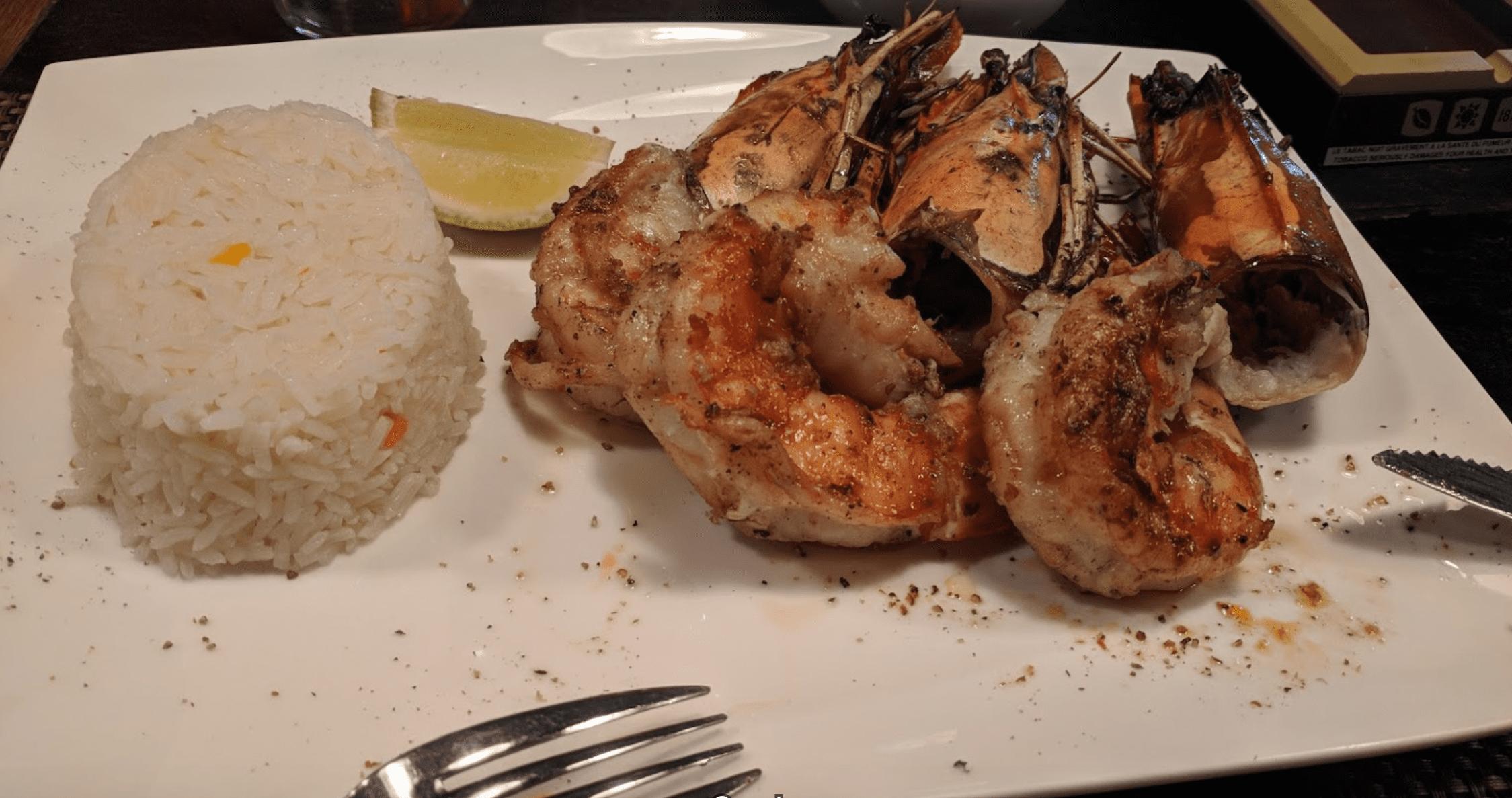 Le Boj top restaurants in douala cameroon