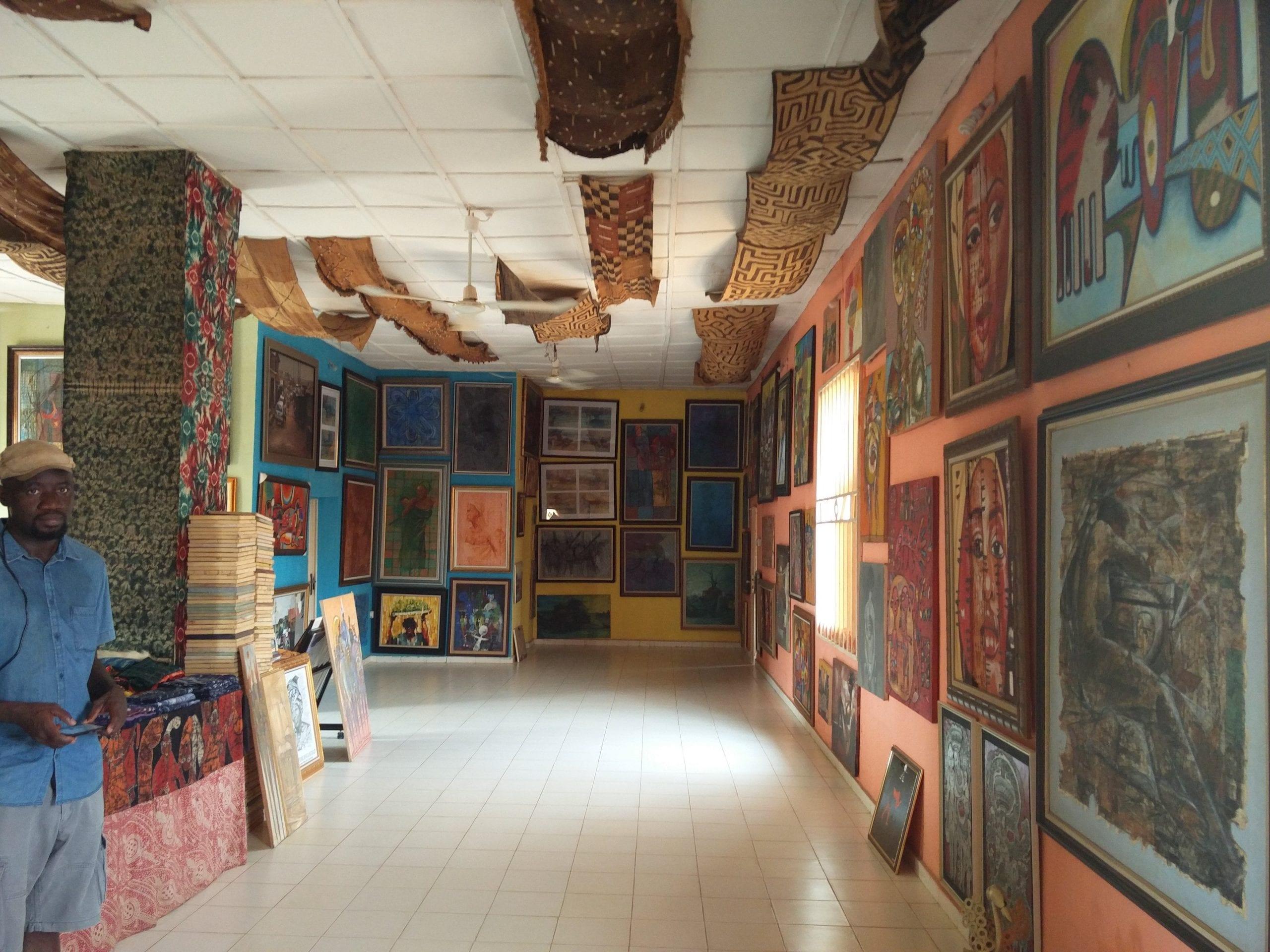 Top Art Galleries in Abuja - Nike Art Gallery and Workshop
