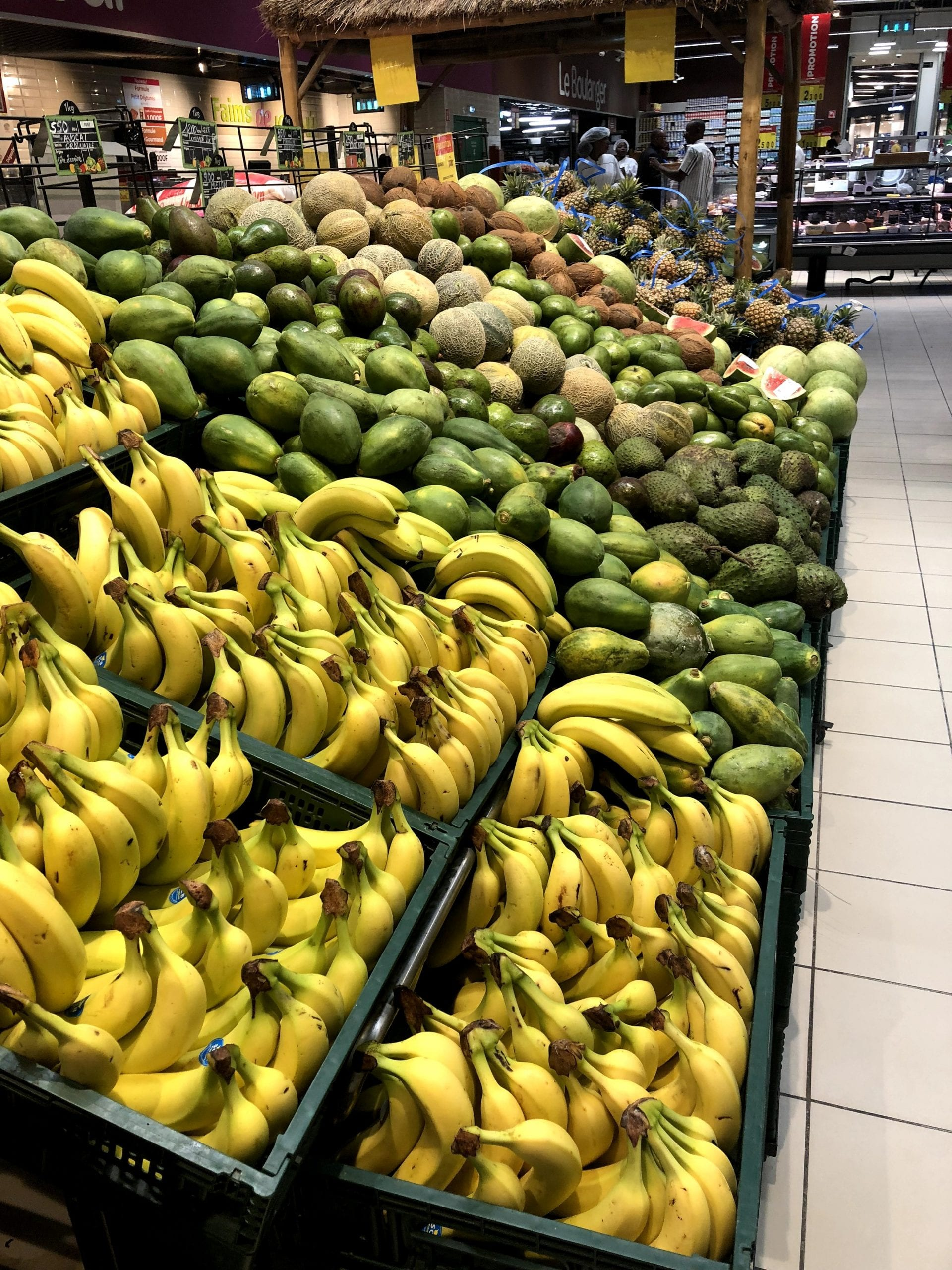 Best shopping centres in Abidjan: Playce Marjory
