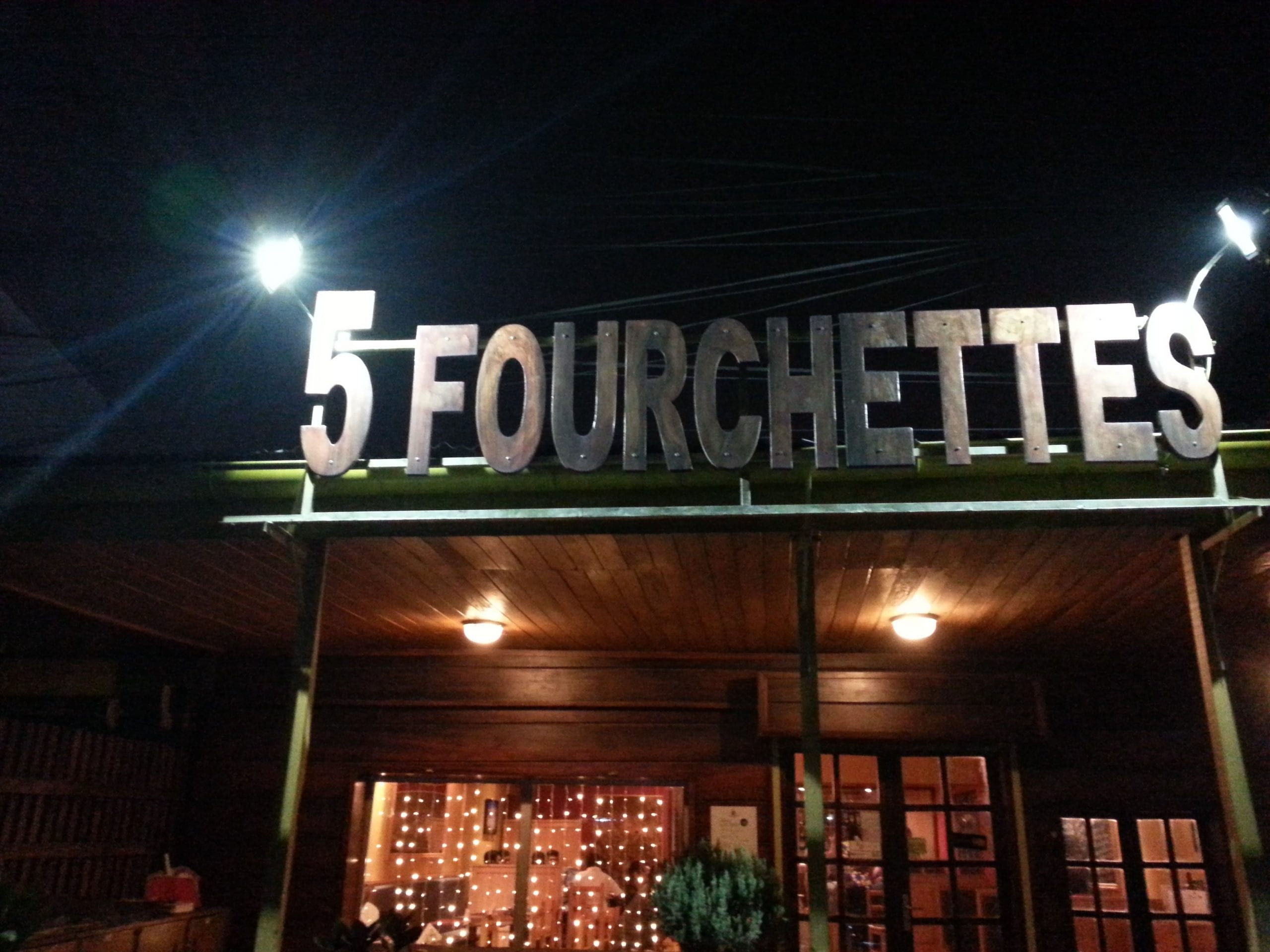 5 Fourchettes 10 Top Restaurants in Douala