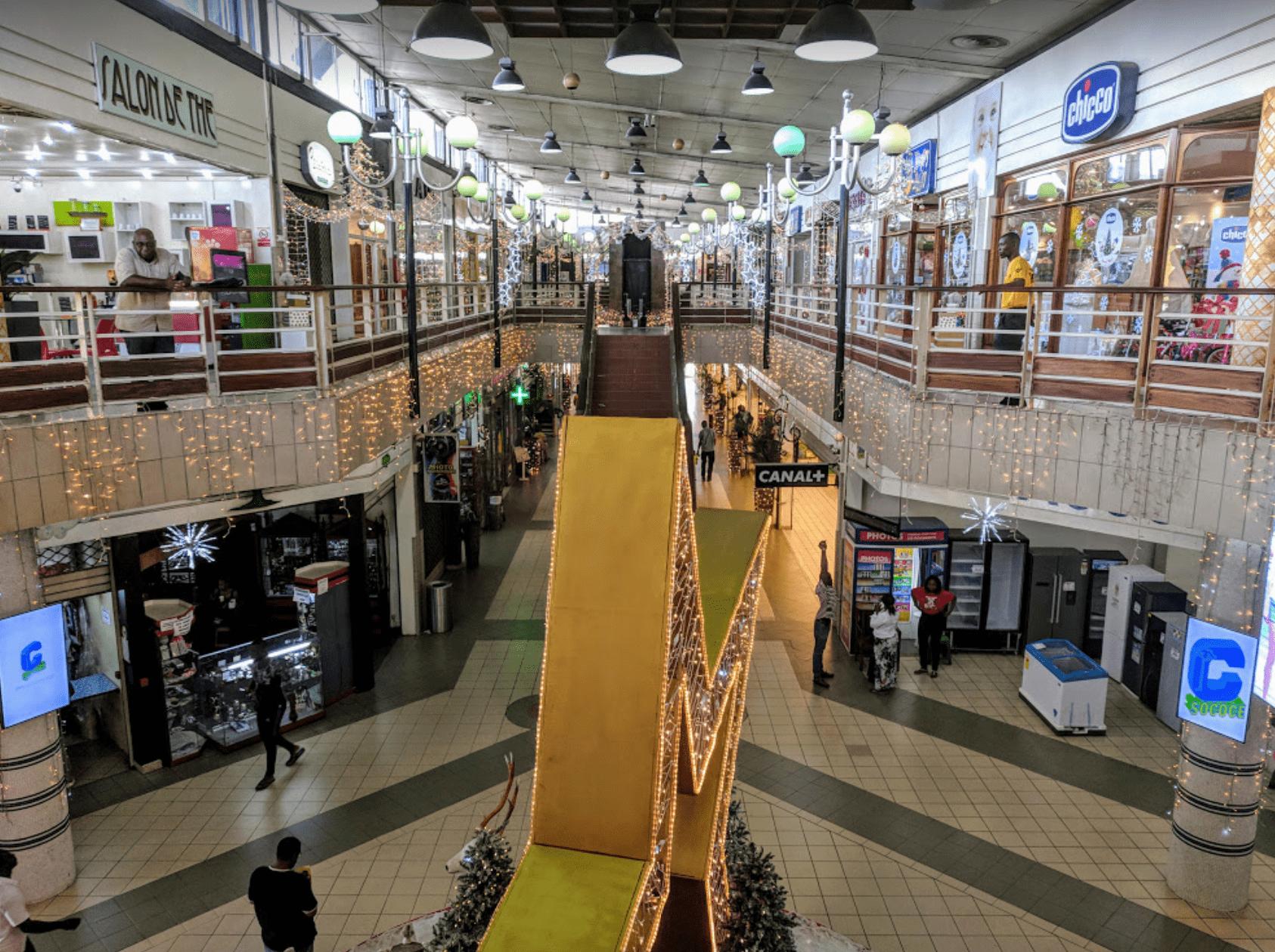 Best shopping malls in Abidjan: scococe