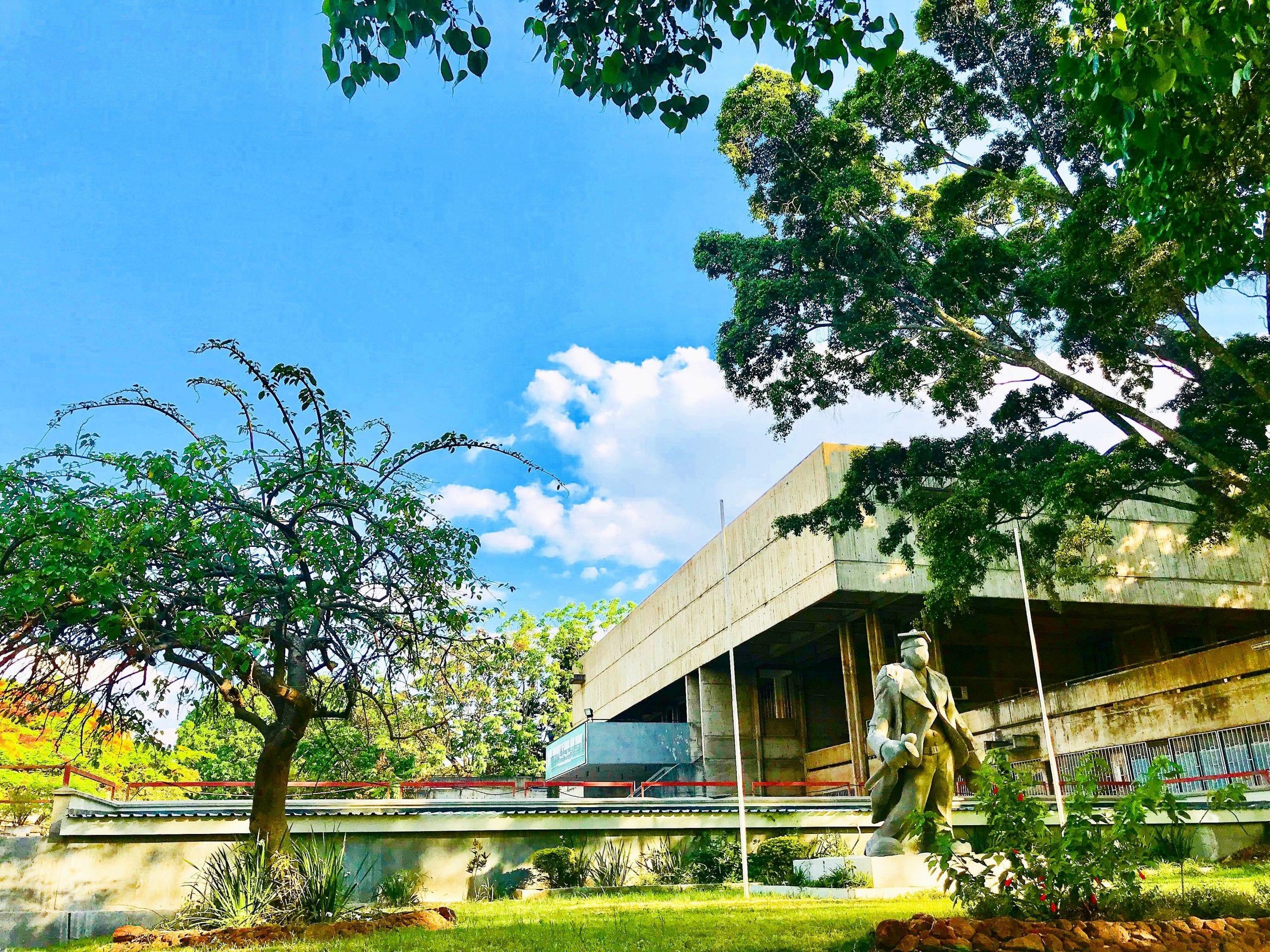 Buildings in Lusaka: University of Zambia