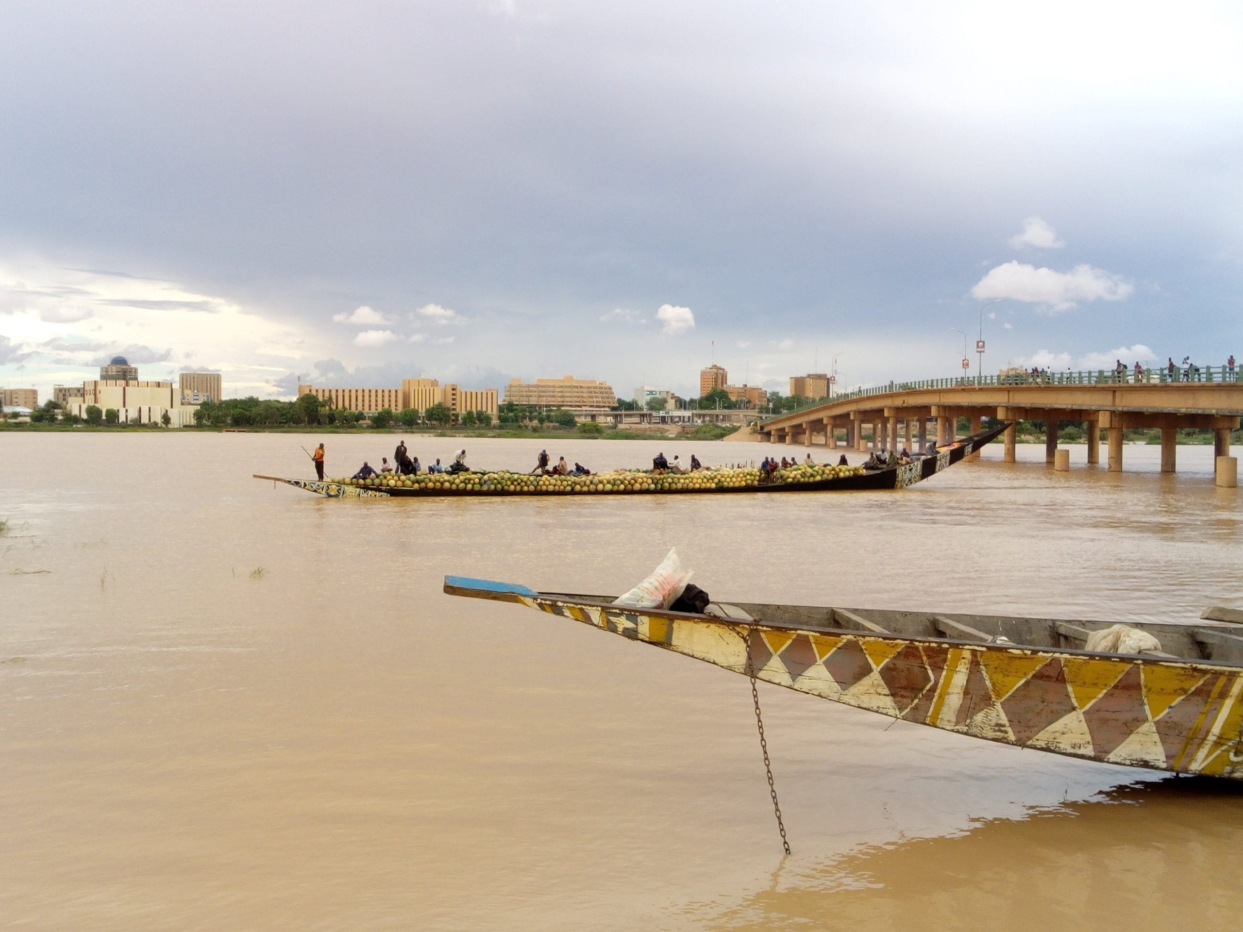 Must-Visit Attractions in Niamey: the Niger River
