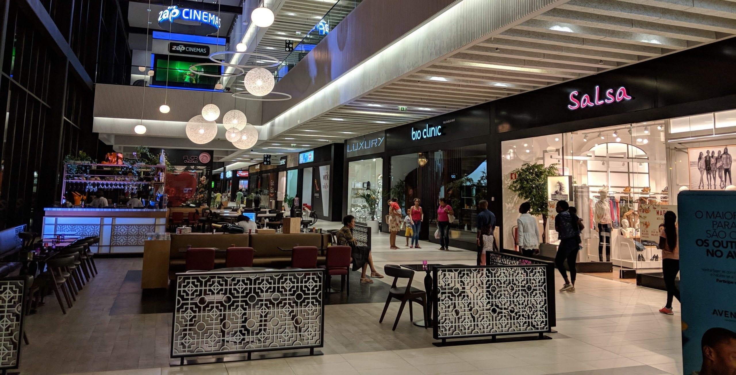 The Best Shopping Malls in Luanda