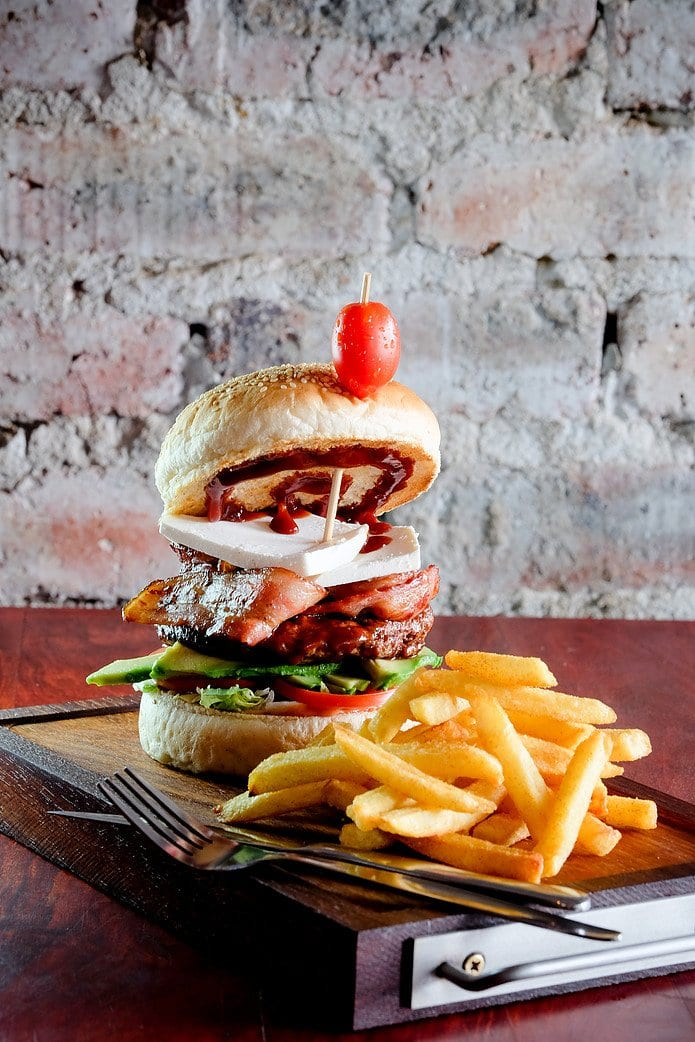Burger Bistro Best Burgers in Pretoria South Africa