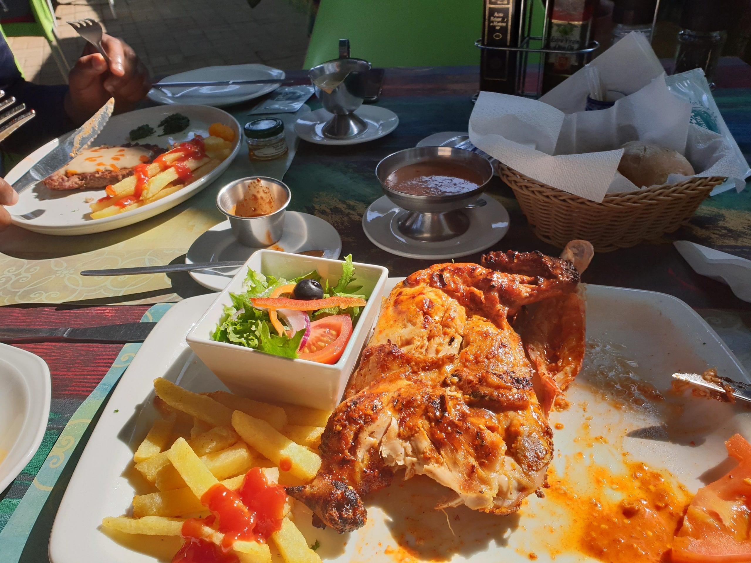 Caravela Portuguese Restaurant Things to Do in Gaborone Botswana