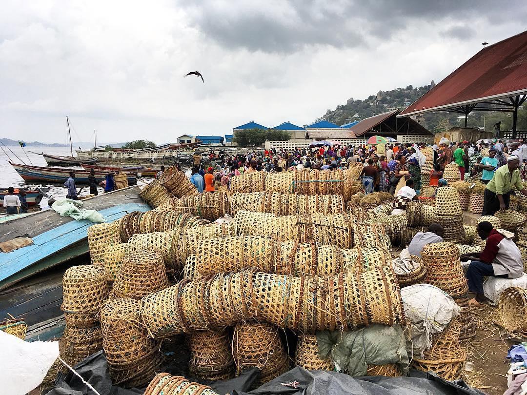 Mwaloni Market best things to do in Mwanza