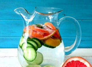 Flat Belly Weight Loss Detox Water Recipe